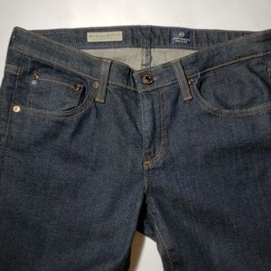 Ag Adriano Goldschmied Jeans - At the Steve roll up slim straight size 29